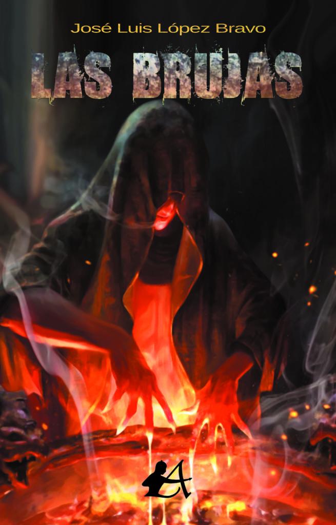 Portada del libro Las brujas de Luis Bravo. Editorial Adarve, Editoriales que aceptan manuscritos