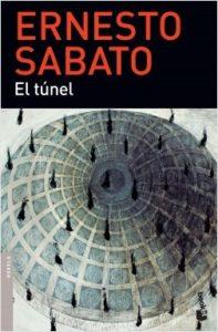 Portada del libro El túnel de Ernesto Sábato. Editorial Adarve, Editoriales españolas actuales