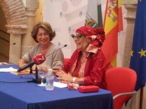 Nicole Busslinger presenta Exiliada para siempre. Editorial Adarve, Editoriales de España