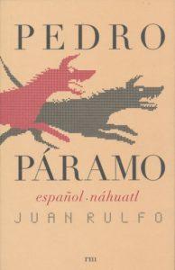 Portada del libro Pedro Páramo de Juan Rulfo. Editorial Adarve, Editoriales españolas actuales