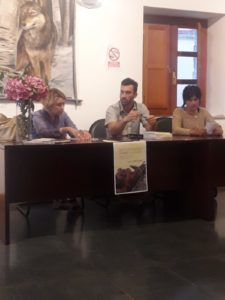 Presentación Reflexiones sobre la caza. Editorial Adarve, Editoriales de España