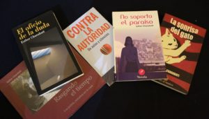 Libros de Esther Charabati. Editorial Adarve