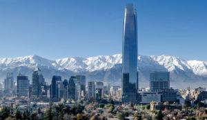 Panorámica de Santiago de Chile. Editorial Adarve, Editoriales españolas actuales