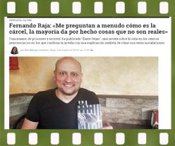 Entrevista a Fernando Raja en Nació Bergedá. Editorial Adarve, Editoriales que aceptan manuscritos
