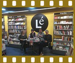 Presentación Moisés El joyero de Carla. Editorial Adarve, Editoriales de España