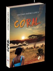 Portada del libro Coral. Editorial Adarve, Editoriales de España