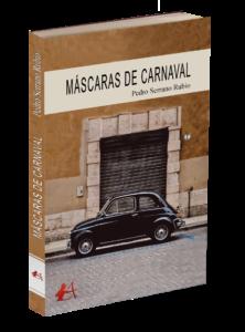 Portada del libro Máscaras de carnaval de Pedro Serrano Rubio
