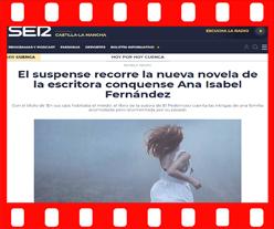 Ana Isabel Fernández en Cadena Ser. Editorial Adarve, Editoriales de España