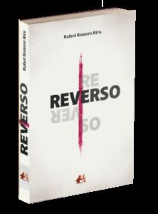 Portada del libro Reverso de Rafael Romero Rico. Editorial Adarve, Editoriales que aceptan manuscritos