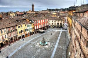 Plaza de Cesena