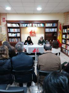 Presentación Luis M La Haba. Editorial Adarve, Editoriales que aceptan manuscritos