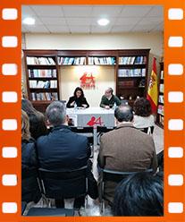 Presentación Luis M La Haba Efecto Torrija. Editorial Adarve, Capitán Letras