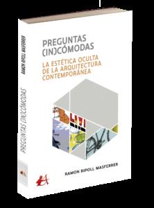Portada del libro Preguntas incómodas de Ramon Ripoll Masferrer. Editorial Adarve, Editoriales de España