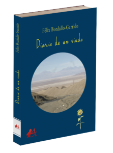 Portada del libro Diario de un viudo de Félix Bordallo-Garrido. Editorial Adarve, Editoriales de España