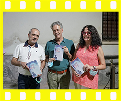 Presentación Jesús Losana. Editorial Adarve, Editoriales de España