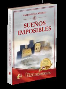 Portada del libro Sueños imposibles. Editorial Adarve, Editoriales de España