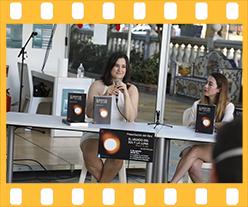 Presentación El legado del sol y la luna en Marbella. Editorial Adarve, Editoriales actuales de España