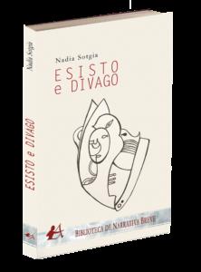 Portada del libro Esisto e divago de Nadia Sotgia. Editorial Adarve, Editoriales de España