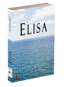 Portada del libro Elisa de Óscar Segura. Editorial Adarve, Publicar un libro