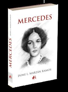 Portada del libro Mercedes de Jaime L Marzán Ramos. Editorial Adarve, Editoriales de Espaaña