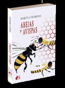 Portada del libro Abejas y avispas del autor Ramón Corominas. Editorial Adarve. Publicar un libro