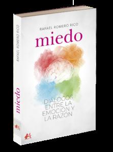 Portada del libro Miedo de Rafael Romero Rico. Editorial Adarve. Publicar un libro
