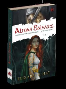Portada del libro Almas salvajes de Elizabeth Hay. Editorial Adarve. Publicar un libro