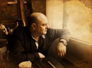 Miguel Angel Castro autor de La serenidad y las palabras. Editorial Adarve. Publicar un libro