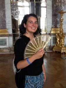 Myriam Ferreira autora de Mientras brille la candela