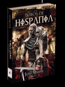Portada del libro Lobos de Hispania. Editorial Adarve, publicar un libro