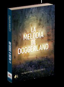 Portada del libro La melodía de Doggerland. Editorial Adarve, publicar un libro