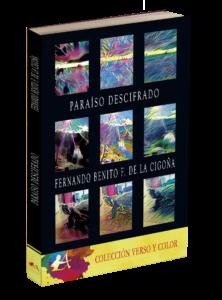 Portada del libro Paraíso descifrado. Editorial Adarve, Editoriales de España
