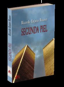 Portada del libro Segunda piel. Editorial Adarve. Editoriales de España