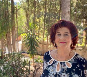 Pilar Sánchez Álvarez autora de Los nudos de una historia pequeña. Editorial Adarve, editoriales que aceptan manuscritos